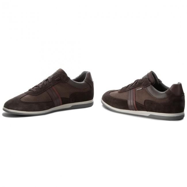 Marrone Marrone Sneakers Geox Sneakers Geox