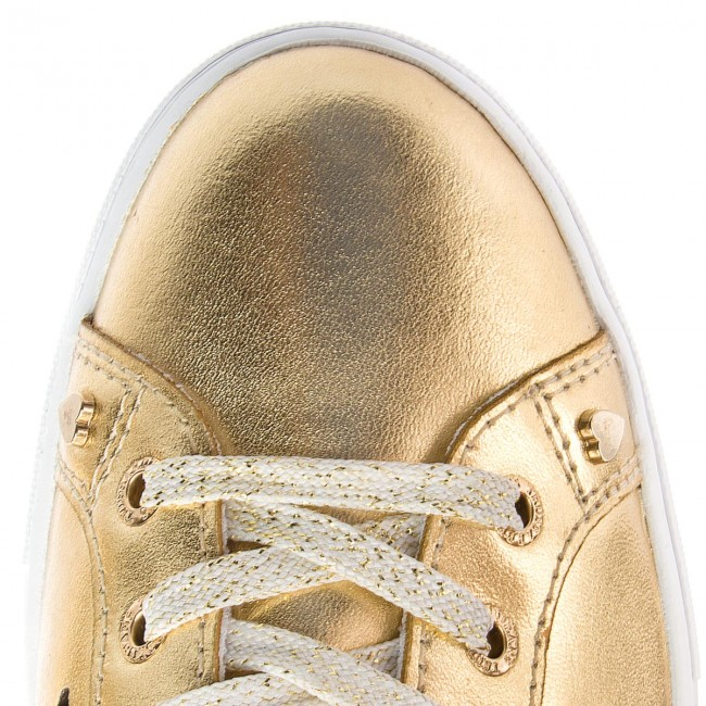Oro Sneakers Trussardi Jeans