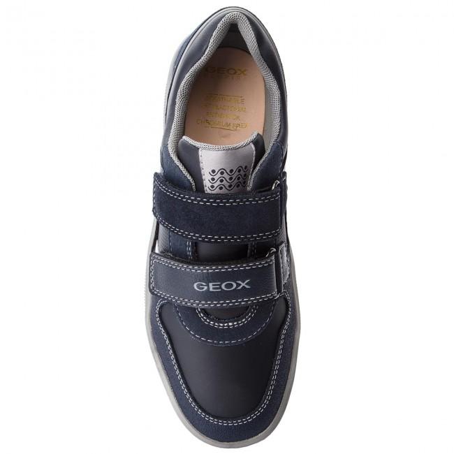 Blu Geox Basse Scuro Scarpe
