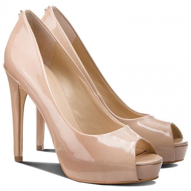 Donna Scarpe Basse Stiletti Stiletto Guess - Flha14 Paf07 Nude