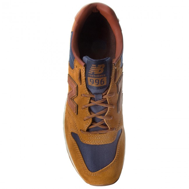 Blu Scuro Marrone Sneakers New Balance