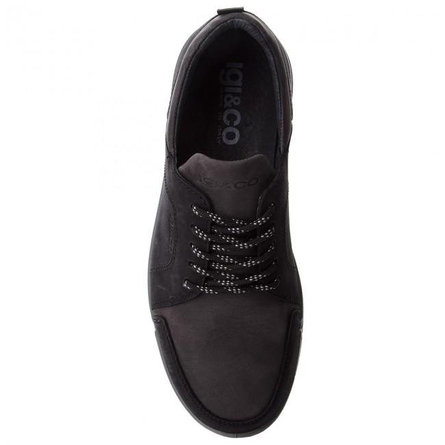 Grigio Sneakers amp;co Nero Igi