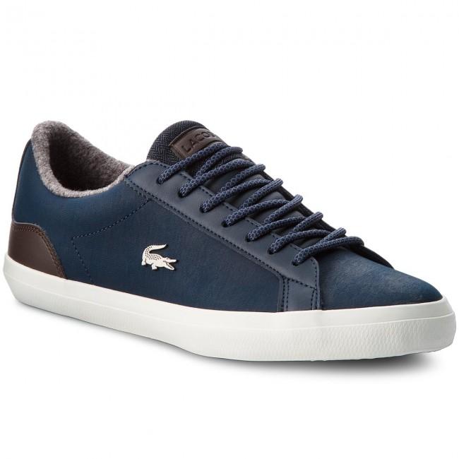 Blu Scuro Sneakers Lacoste