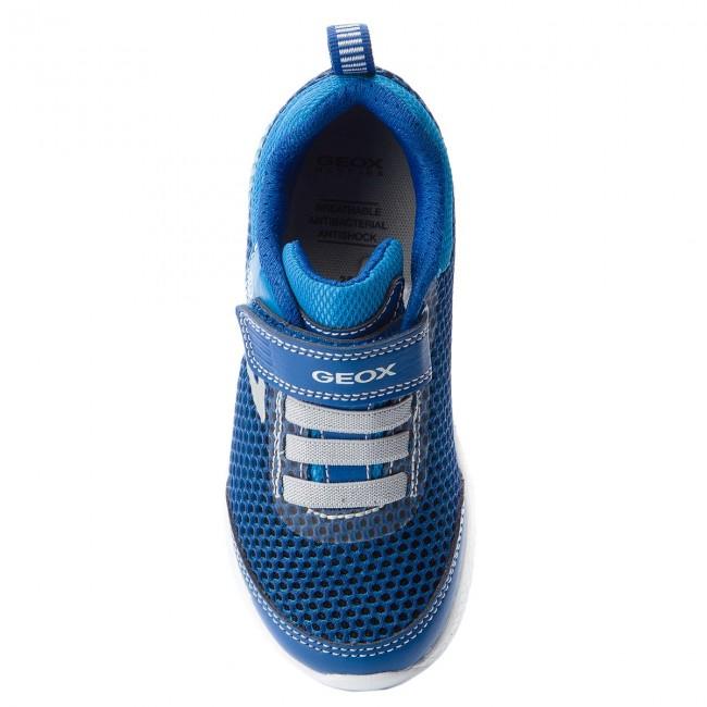 Blu Scarpe Basse Scuro Geox