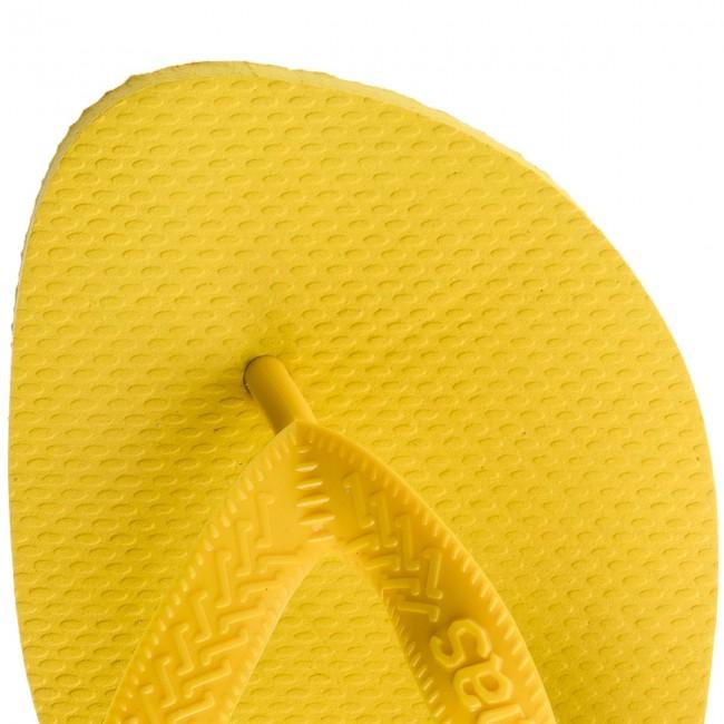 Donna Ciabatte E Sandali Infradito Havaianas - Top 40000292197 Citrus Yellow