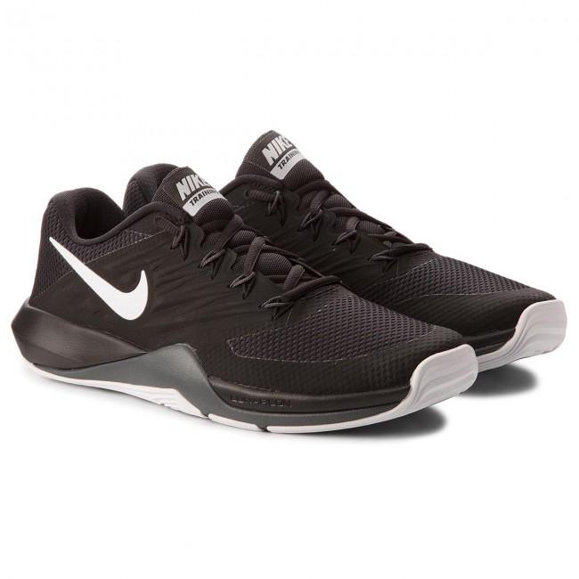 Uomo Scarpe Sportive Fitness Nike - Lunar Prime Iron Ii 908969 001 Black metalic Silver