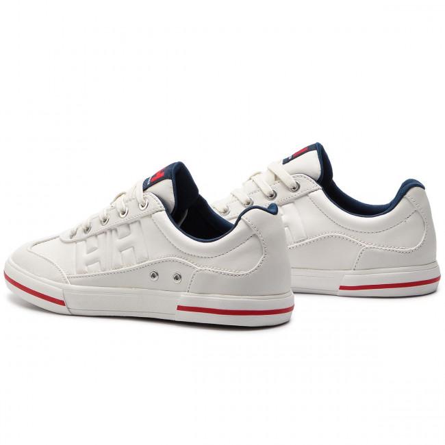 Uomo Scarpe Basse Sneakers Helly Hansen - Lat 60 Twenty-ten 114-99 011 Off White evening Blue hauted Red