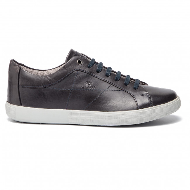 Uomo Scarpe Basse Sneakers Geox - U Jharrod A U925ma 00043 C4002 Navy