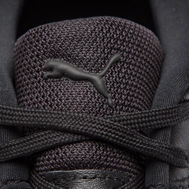 Non-knit Shoku - Black Uomo Sneakers Basse 369331 Bt 02 Scarpe Puma