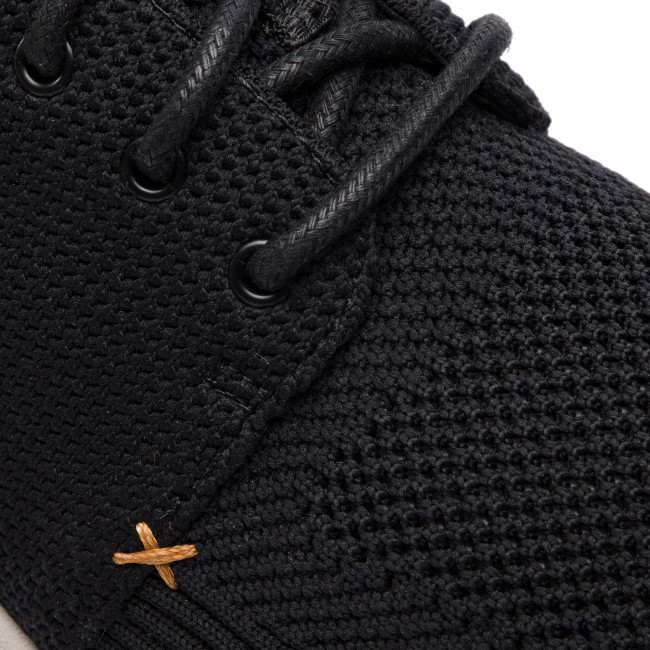 Uomo Scarpe Basse Sneakers Clarks - Step Urban Mix 261381787 Black