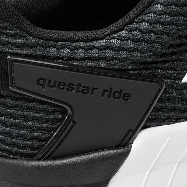 Uomo Scarpe Sportive Running Da Allenamento Adidas - Questar Ride F34983 Cblack ftwwht gresix