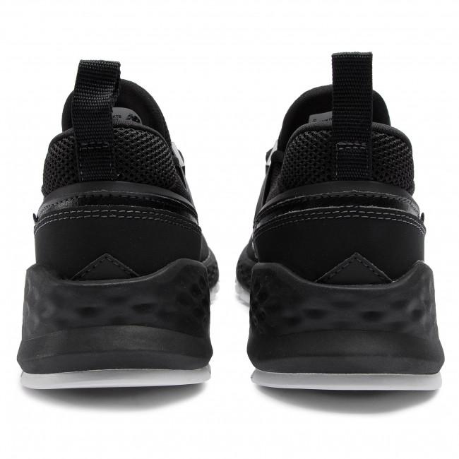 Uomo Scarpe Basse Sneakers New Balance Ms574ktb Nero