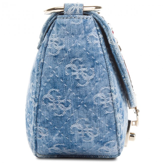 GUESS Blu Blu Borsa Borsa Borsa GUESS Borsa Blu GUESS qXEWH