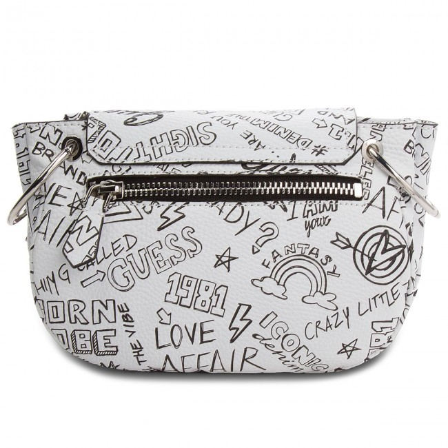 Bianco Borsa GUESS Borsa Bianco GUESS Borsa Bianco GUESS R0w4qURp