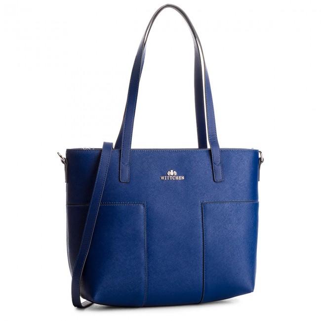 Borsa WITTCHEN Borsa Blu WITTCHEN Borsa Blu Blu scuro scuro WITTCHEN aWqqS15fn