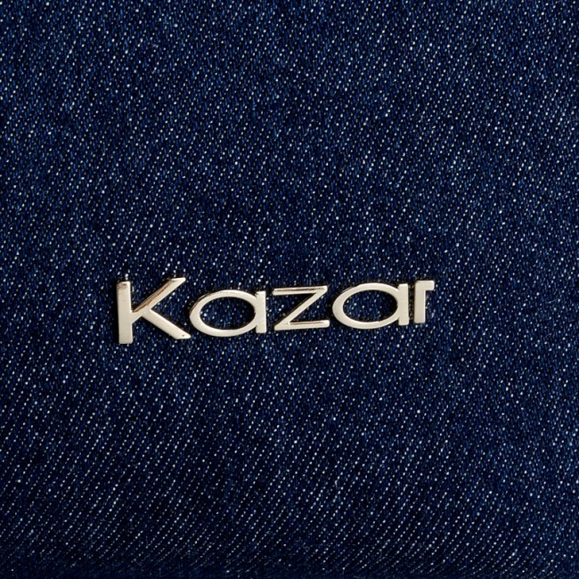 Borsa Borsa scuro Blu KAZAR scuro Blu Borsa KAZAR BO1Iqw8B