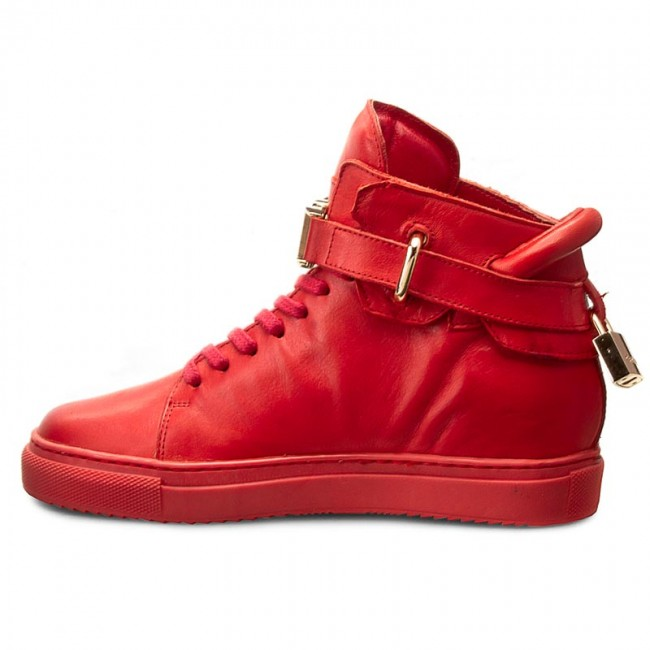 Rosso Sneakers Carinii
