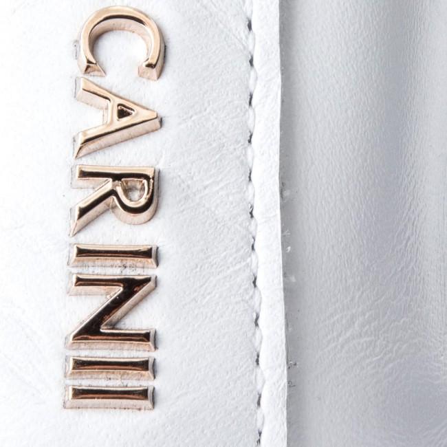 Bianco Scarpe Basse Carinii