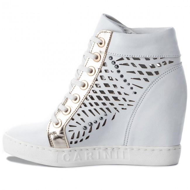 Sneakers Carinii Bianco Sneakers Bianco Carinii