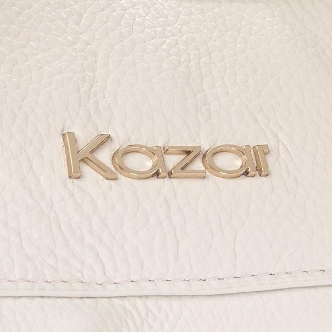 Bianco KAZAR KAZAR Borsa Borsa Borsa KAZAR Bianco qTxEwf