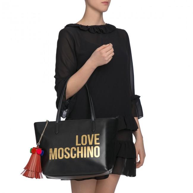 Borsa LOVE Nero Nero MOSCHINO MOSCHINO Borsa Borsa LOVE 11xp5Ow