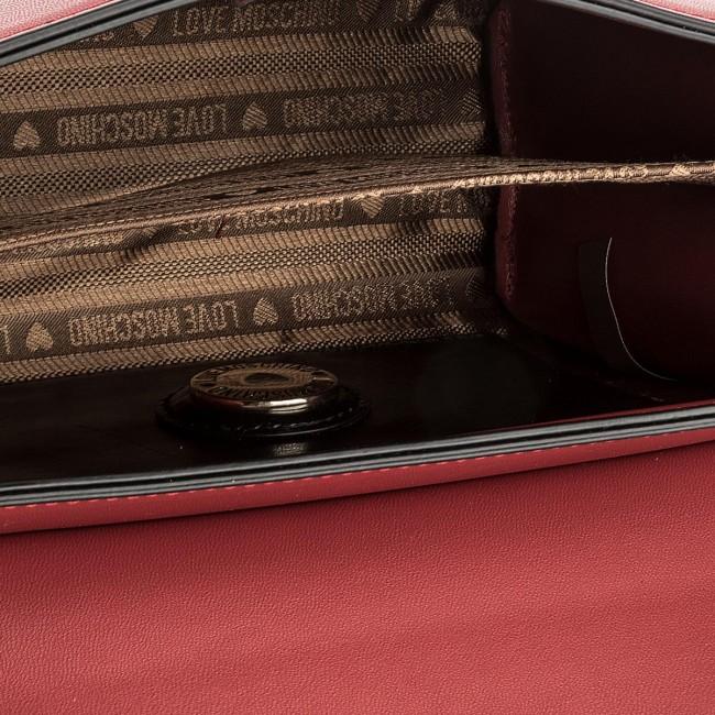 MOSCHINO MOSCHINO LOVE MOSCHINO Borsa LOVE Rosso Borsa LOVE Rosso Rosso Borsa XwARqrx8X