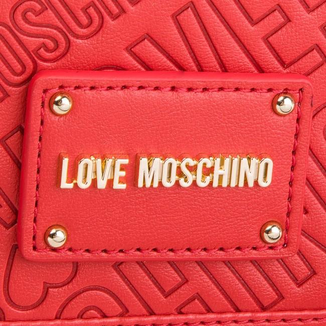 Rosso Borsa MOSCHINO MOSCHINO LOVE Borsa LOVE Borsa LOVE Rosso Borsa Rosso Rosso MOSCHINO LOVE MOSCHINO wZBxaP6