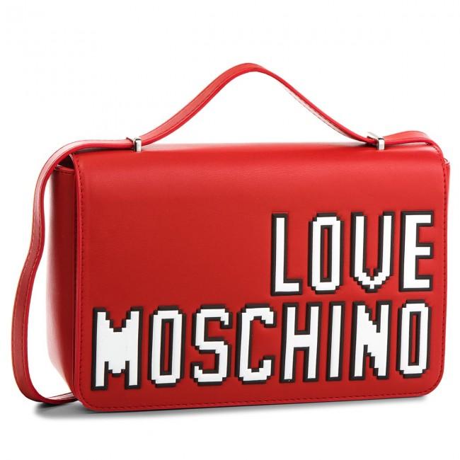 MOSCHINO Borsa Rosso Borsa LOVE LOVE 0nqF4w6tY