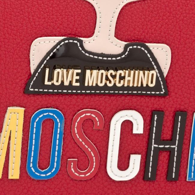 Borsa LOVE Borsa Rosso Rosso MOSCHINO LOVE LOVE MOSCHINO MOSCHINO Borsa q1g7ZnY1
