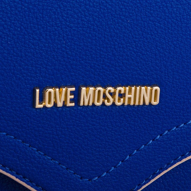 LOVE Blu MOSCHINO Borsa LOVE scuro Borsa SqPyg