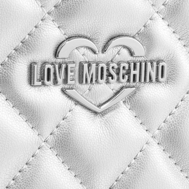 MOSCHINO Borsa LOVE Argento Borsa LOVE F07qHw