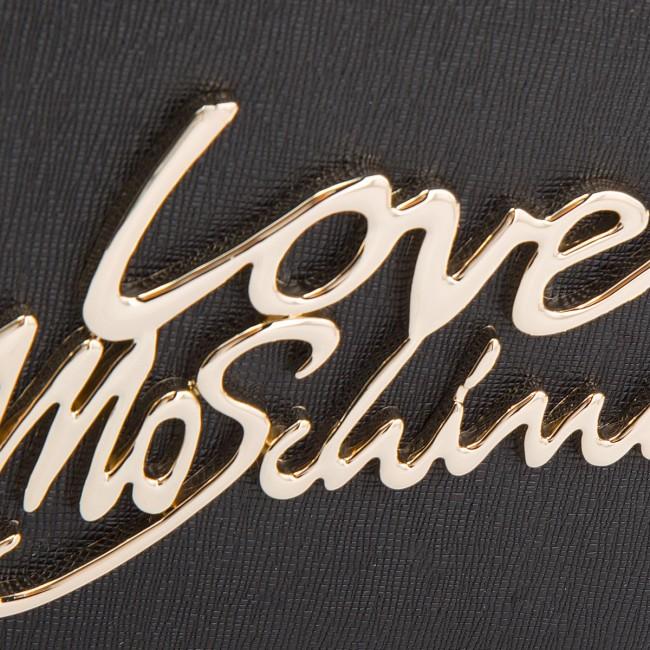 MOSCHINO Nero Borsa LOVE LOVE Borsa LOVE Borsa Nero MOSCHINO 1TRfdq0