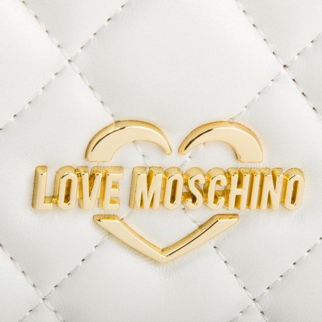 LOVE Bianco Borsa LOVE Borsa MOSCHINO MOSCHINO Bianco Borsa vHg4nq