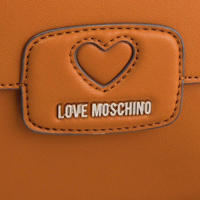 Borsa Marrone LOVE MOSCHINO LOVE Borsa 1xRwRdqOF