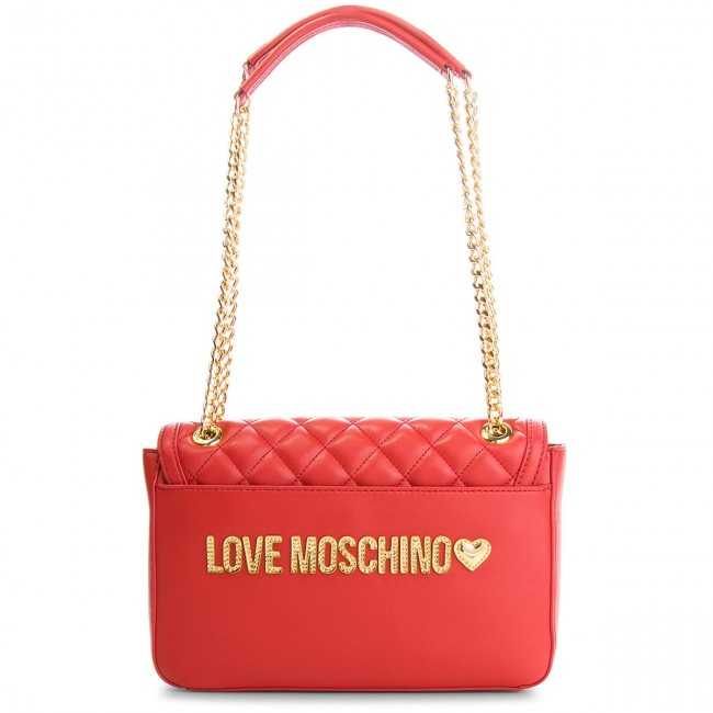 Borsa LOVE MOSCHINO Borsa Borsa LOVE MOSCHINO Rosso LOVE Rosso MOSCHINO xvaBwnEp