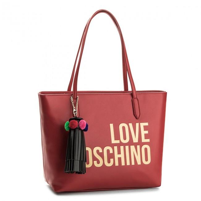 MOSCHINO Rosso Borsa LOVE MOSCHINO LOVE Rosso Borsa Borsa MOSCHINO Rosso Borsa LOVE wPIxqpx