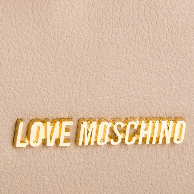 LOVE MOSCHINO MOSCHINO LOVE Borsa Beige Beige LOVE Borsa MOSCHINO Borsa wRxIqT0x8