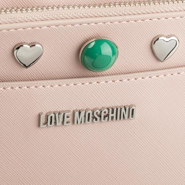 LOVE Borsa MOSCHINO MOSCHINO Borsa LOVE Rosa Rosa qTBwEa