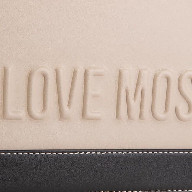 Borsa LOVE Beige Borsa LOVE MOSCHINO MOSCHINO rqB4rxTgw