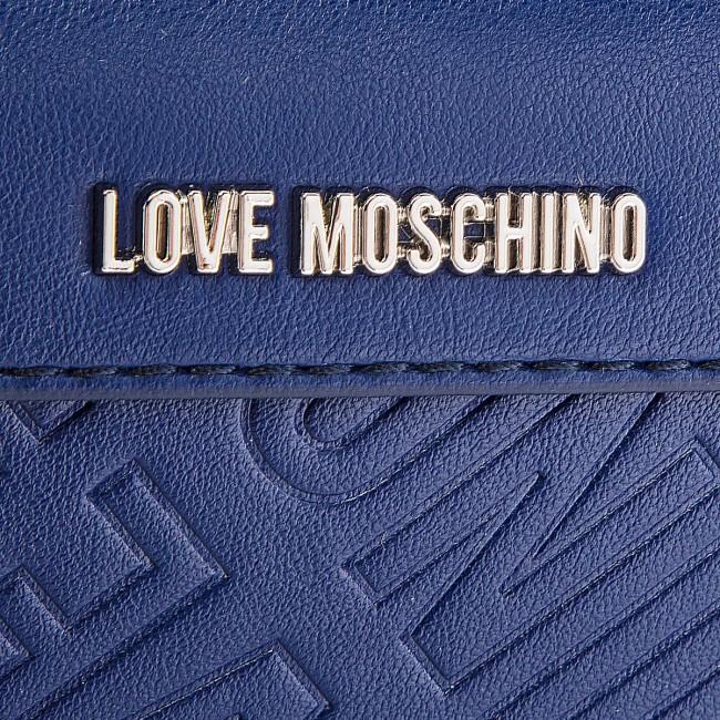 Borsa Blu scuro MOSCHINO LOVE Borsa MOSCHINO scuro Blu scuro LOVE Borsa Borsa LOVE Blu MOSCHINO OxzYA4nx