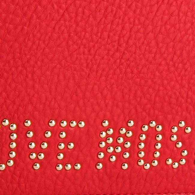 Borsa LOVE Borsa LOVE Rosso Rosso Rosso MOSCHINO LOVE MOSCHINO Borsa MOSCHINO rqfw7Fr