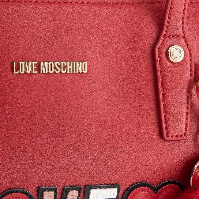 Borsa Borsa Rosso MOSCHINO Borsa LOVE Rosso Borsa Rosso LOVE MOSCHINO LOVE MOSCHINO 0Cxw4dpq0
