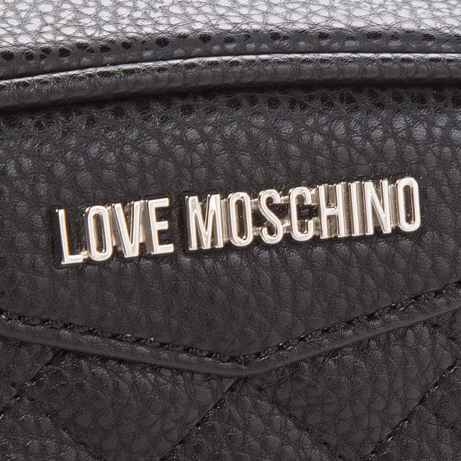 LOVE LOVE Nero Nero MOSCHINO LOVE Borsa Borsa MOSCHINO Borsa 7aRYnxB