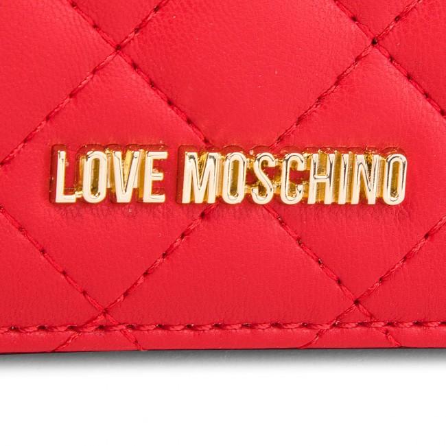 Borsa Borsa Borsa LOVE Rosso Rosso MOSCHINO MOSCHINO LOVE r4aq5r