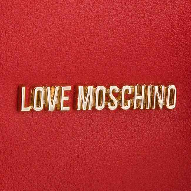Zaino Zaino Rosso LOVE LOVE MOSCHINO MOSCHINO Rosso 8wFndzqa