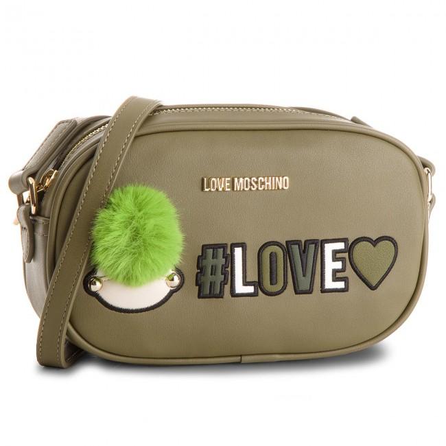 Borsa Verde Borsa LOVE MOSCHINO Verde Borsa MOSCHINO LOVE LOVE gCTqg1