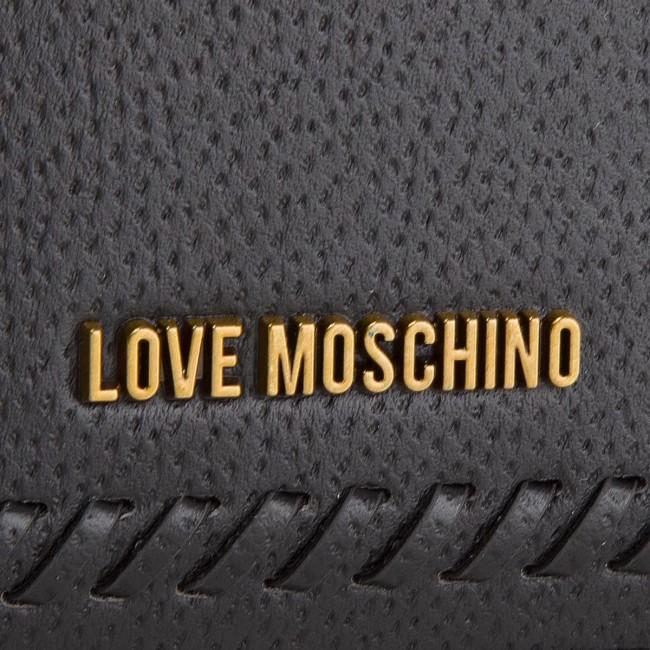 Borsa MOSCHINO Nero MOSCHINO Borsa LOVE LOVE H0Wc48Eqx