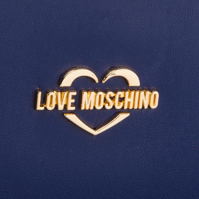 Borsa LOVE LOVE LOVE Blu Borsa scuro Borsa MOSCHINO scuro MOSCHINO Blu PPBngwqdr