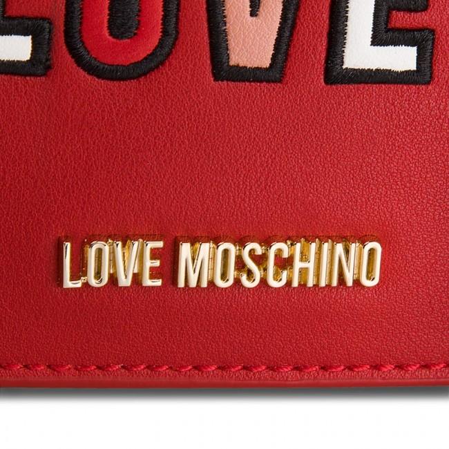 Borsa LOVE MOSCHINO Borsa Rosso LOVE MOSCHINO Rosso Borsa MOSCHINO LOVE UTxq1X
