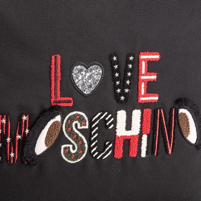 MOSCHINO LOVE Nero MOSCHINO LOVE Nero Borsa Borsa MOSCHINO Borsa Nero MOSCHINO LOVE Borsa Nero LOVE LOVE MOSCHINO Borsa PATUwUq1